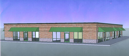4,000 Sq Ft. office Retail space